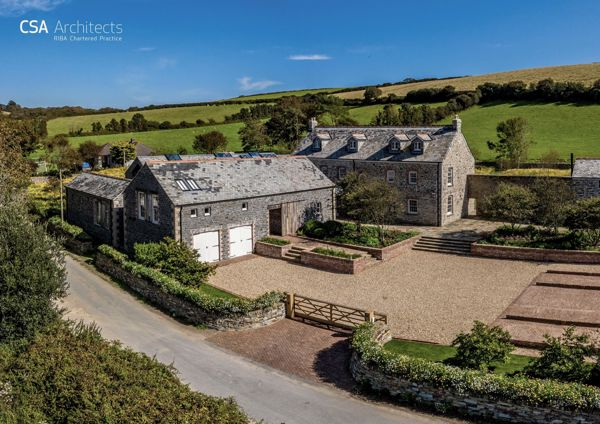 Polgreen Manor, St Mawgan